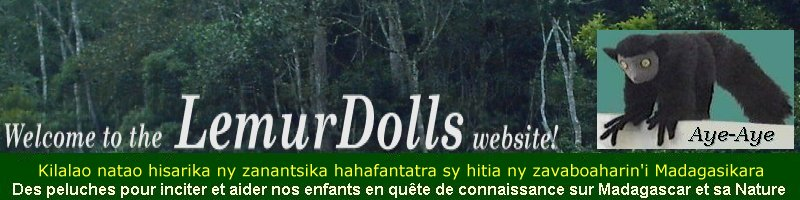 Welcome to the LemurDolls website!
